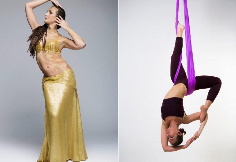 Bellydance & Aerial Yoga