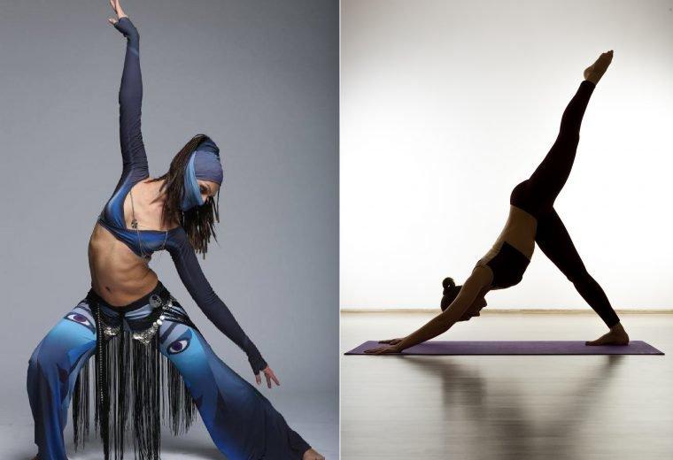 Tribal Fusion & Yoga Dance