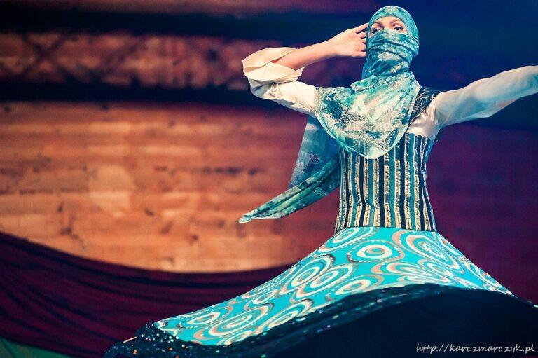 Tanura - Taniec Derwiisza